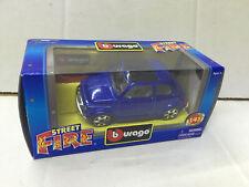 Bburago Street Fire 1 43 pressofuso metallo Mini Cooper Classic Verde Bianco