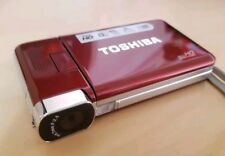 Toshiba Camileo S30 Full HD  Digital Camcorder! Flash error!RRP £89.99 now£29.99