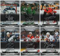 2019-20 Upper Deck MVP Hockey - Silver Script Parallels  - Choose Card #'s 1-250
