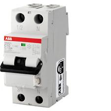 ABB DS201 L INTERRUTTORE DIFFERENZIALE MAGNETOTERMICO 4,5KA 1P+N AC C25 30MA 2 M