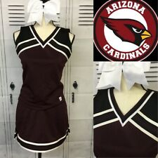 Real Cheerleading Uniform Adult Xl