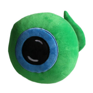 Jacksepticeye Sam Plush Soft Toy Gift for Kids Septiceye Green Eye Stuffed 20cm