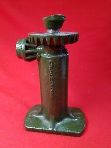 Vintage : CEANDESS Bottle Jack : Restored - Working