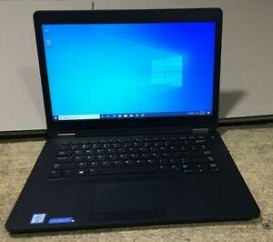Dell Latitude E7470 i5-6300U 2.40GHz / 8GB / 128GB SSD