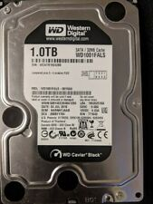 "Western Digital WD1002FAEX-00Y6A0 1TB 7200RPM 3.5"" SATA Desktop Hard Drive BLACK"