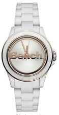 Bench Women's Quartz Wrist Watch with Silver Dial Analogue Display Bracelet