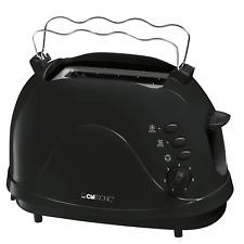 Clatronic TA 3565 2-Scheiben-Toaster, Cool-Touch Gehäuse, Aufwärmfunktion