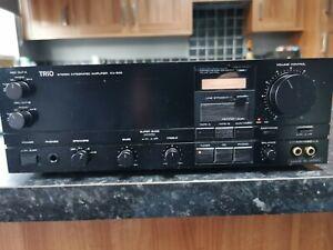 Vintage Trio Amplifier KA-949 100w integrated amp, spares or repairs