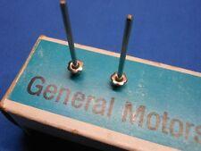 GM ROSETTE RIVETS CHEVY CHEVELLE PONTIAC TRANS AM GTO 442  1969 1970 1971 NOS ?