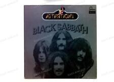 Black Sabbath - Attention! Black Sabbath! GER LP 1972 /5