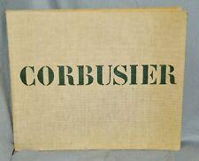 Le Corbusier&P.Jeanneret,Ihr gesamtes Werk 1929-34,hrsg.W.Boesiger,Erstausg.1935
