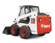 BOBCAT S150 Skid-Steer Loader Service, Operator's  & Parts Manual CD