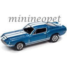 Johnny Lightning Jlsp109 B Collector Tin 1968 Shelby Gt 350 1/64 Blue