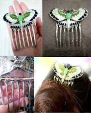 Beautiful Vogue TITANIC Rose's Butterfly Comb Hairpin Hair clip