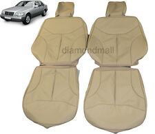 Mercedes W140 S-Class 1991-1999 Leather Seat Covers Replacement