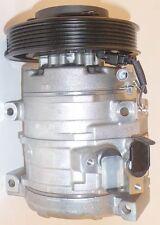 Toyota Matrix 03-08 A/C Compressor w/ Clutch 88320-02120-84 Denso Remanufactured