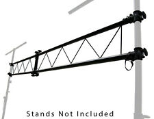 Pro Audio DJ Light Lighting Portable Truss 10 Foot I Beam Section Extension New