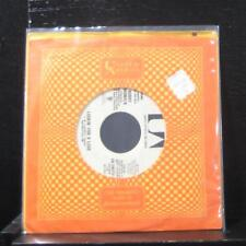 """Bobby Womack - Lookin' For A Love 7"""" VG UA-XW375-W White Promo Vinyl 45"""