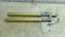 98 Laverda ZLV 650 SP 668 ZLV650 front forks fork tubes shocks right left set
