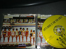 Let's Hear It For The Girls Compilation CD Carole King,Lulu,The Chiffons,Dusty,S