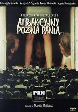 Atrakcyjny pozna pania (DVD) Marek Rebacz (Shipping Wordwide ) Polish film