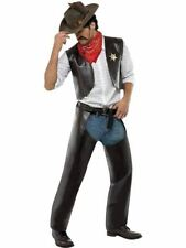 Smiffys Synthetic Cowboy & Western Fancy Dresses