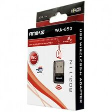 AMIKO WLN-850 USB WiFi DONGLE SHD Alien 8900 Alien 2 8140 8240 8360 Mini HD