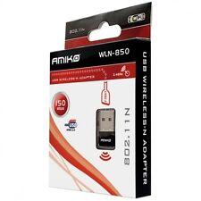 AMIKO WLN-850 USB WiFi DONGLE SHD Alien 8900 Alien 2 8140 8240 8360 Mini HD