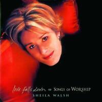 Love Falls Down - Music CD - Sheila Walsh -  2001-02-20 - Integrity Music - Very
