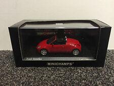 Ford Streetka 2003 Red 1:43 Minichamps
