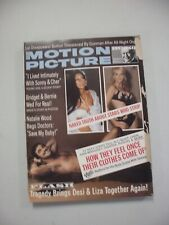 Motion Picture Magazine -Lot of 2 - 1974 Back Issues Feat. Elvis