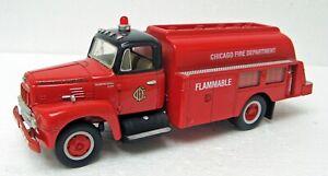 1957 International R-190 Chicago Fire Dept Tanker First Gear No.19-1723 M