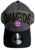 2016 World Series Champions Chicago Cubs Baseball Cap Hat New Era 39Thirty New