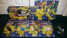 Machines Wars Transformers USED LOT Optimus Prime Megatron Hoist Thundercracker