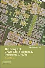The Design of CMOS Radio-Frequency Integrated Circuits by Thomas H. Lee DHL SHIP