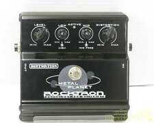 ROCKTRON Metal Planet Distortion Guitar Effect Pedal Free Shipping From JAPAN
