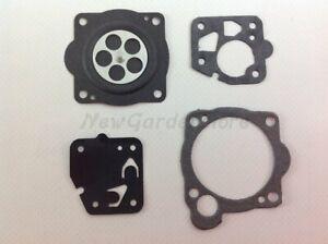 Kit Membrane Seals Carburettor TK Shindaiwa Kawasaki and Other Carburetors