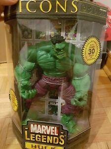 Marvel Legends Icons 12 Inch HULK Action Figure 2006 Toy Biz