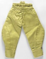 1/6 Scale German WW2 DAK Afrika Korp Desert Uniform Luftwaffe Breeches