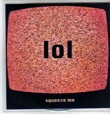 (BT362) LOL, Squeeze Me - DJ CD