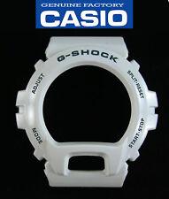 Casio G-Shock DW-6900R watch band bezel White  case cover