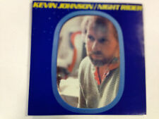Kevin Johnson Night Rider Exc 1980 OZ Infinity Label 12`` LP Record