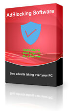 AdBlocker - Stop Adverts Popups Unsafe Surfing Internet Guard Filtering Software
