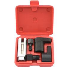 Oxygen Sensor Socket | 5pc O2 Thread Chaser Install Offset Wrench Vacuum M12 M18