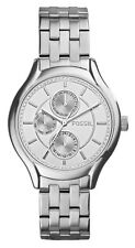 Fossil BQ1580IE Daydreamer Multifunction Silver Stainless Women's Watch $125