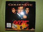 LASERDISC - LASER DISC - LASER DISQUE - LD - JAMES BOND GOLDENEYE 007 - 1995