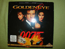 LASERDISC - LASER DISC - LASER DISQUE - LD - JAMES BOND GOLDENEYE 007 - 1995