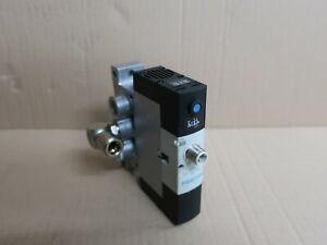 FESTO VSVA-B-M52-MH-A1-1R5L Magnetventil 24Volt 534556 D602 gebraucht