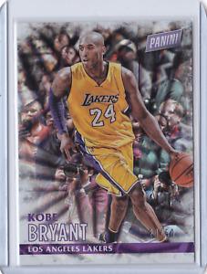 2016 Panini Black Friday KOBE BRYANT Wedges Parallel Los Angeles Lakers 20/50