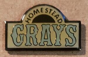 Negro League 100ys 1920-2020 - HOMESTEAD GRAYS PIN